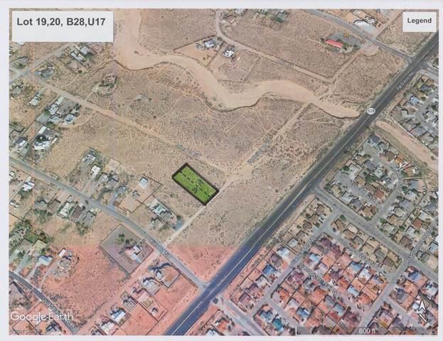 1671 Monterrey Road NE, Rio Rancho, NM 87144 (MLS #989752) :: Campbell & Campbell Real Estate Services