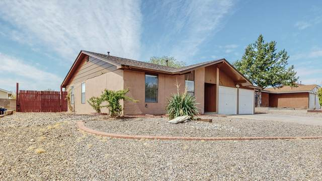 6907 Rustler Road NW, Albuquerque, NM 87120 (MLS #989753) :: Campbell & Campbell Real Estate Services
