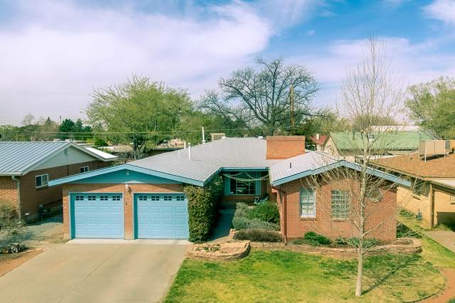 1825 Morningside Drive NE, Albuquerque, NM 87110 (MLS #989759) :: Keller Williams Realty