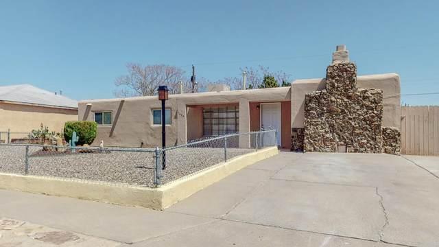 1424 Del Monte Trail SW, Albuquerque, NM 87121 (MLS #989769) :: The Buchman Group