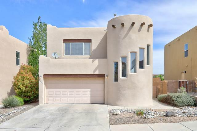 7323 Via Contenta NE, Albuquerque, NM 87113 (MLS #989779) :: The Buchman Group