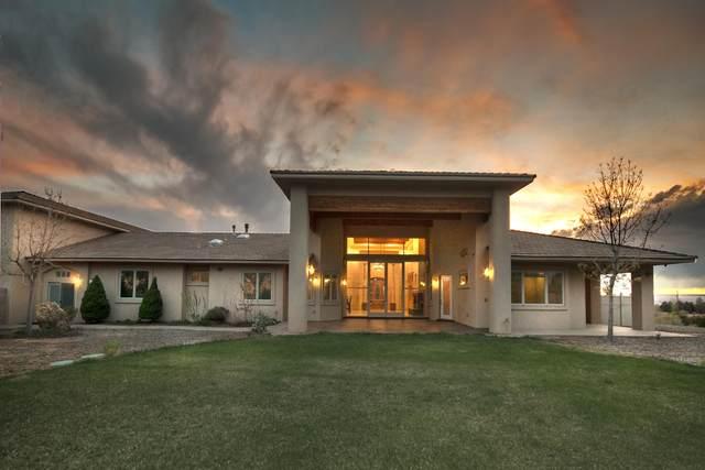 8821 Modesto Avenue NE, Albuquerque, NM 87122 (MLS #989791) :: The Buchman Group