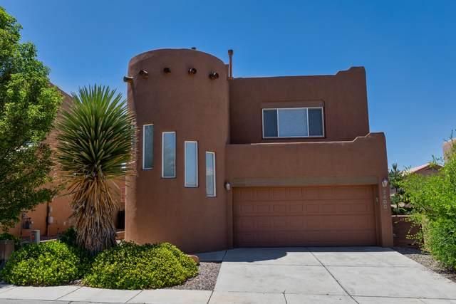 7400 Via Contenta NE, Albuquerque, NM 87113 (MLS #989802) :: The Buchman Group
