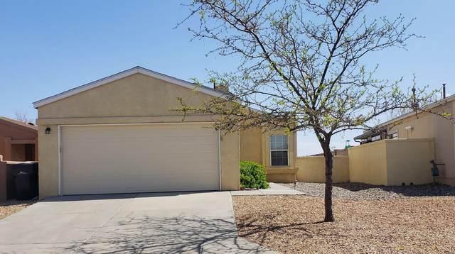 1949 Strawberry Drive NE, Rio Rancho, NM 87144 (MLS #989815) :: Keller Williams Realty