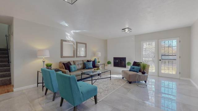 4908 Burton Avenue SE, Albuquerque, NM 87108 (MLS #989819) :: The Buchman Group