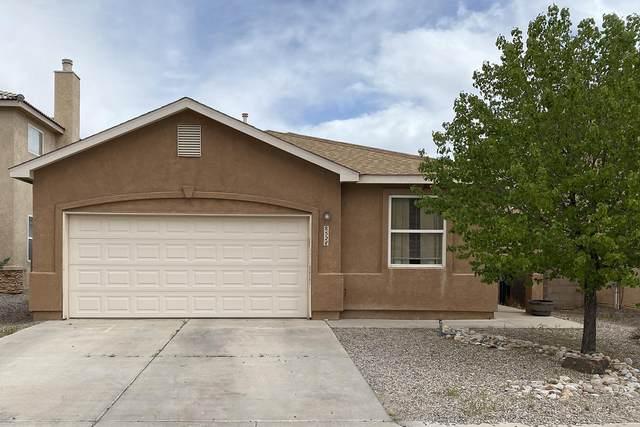 852 Molten Place NW, Albuquerque, NM 87120 (MLS #989824) :: Keller Williams Realty