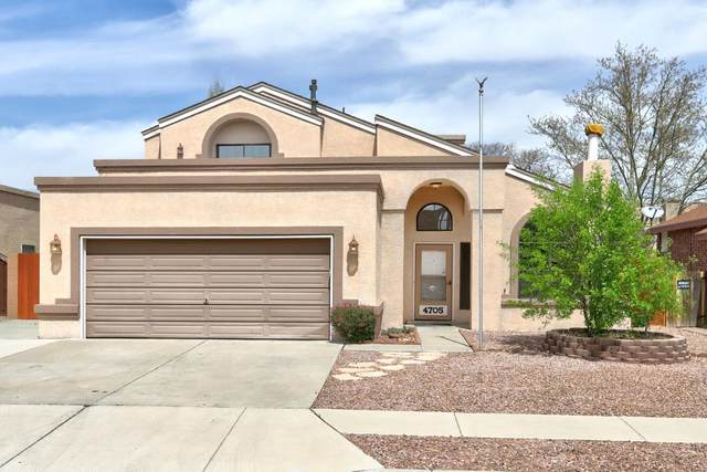 4705 Plume Road NW, Albuquerque, NM 87120 (MLS #989826) :: Campbell & Campbell Real Estate Services