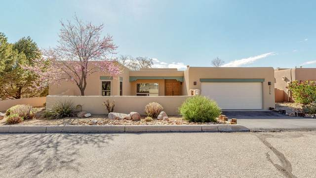 2775 Wolfberry Place NE, Albuquerque, NM 87122 (MLS #989828) :: Keller Williams Realty