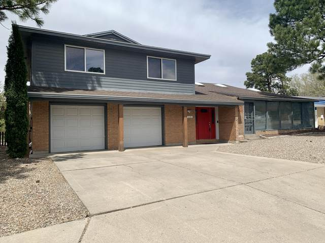 7501 Pickard Avenue NE, Albuquerque, NM 87110 (MLS #989831) :: The Buchman Group