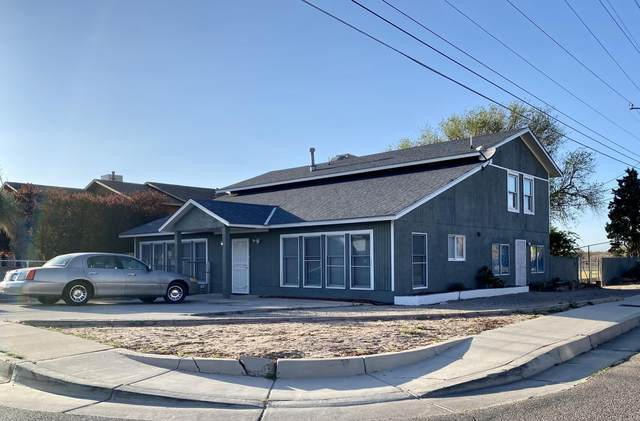 1937 Sunshine Terrace Avenue SE, Albuquerque, NM 87106 (MLS #989861) :: The Buchman Group