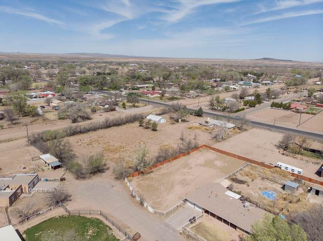 Vale Drive, Bosque Farms, NM 87068 (MLS #989862) :: Sandi Pressley Team