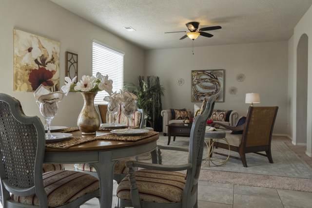 2711 Full Moon Court NE, Rio Rancho, NM 87144 (MLS #989868) :: Keller Williams Realty