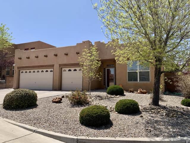 10715 Rocky Mountain Drive NW, Albuquerque, NM 87114 (MLS #989869) :: Keller Williams Realty