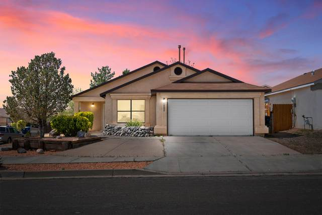 10800 Shetland Place SW, Albuquerque, NM 87121 (MLS #989873) :: Keller Williams Realty