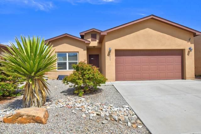 6611 Mountain Hawk Loop NE, Rio Rancho, NM 87144 (MLS #989874) :: Keller Williams Realty