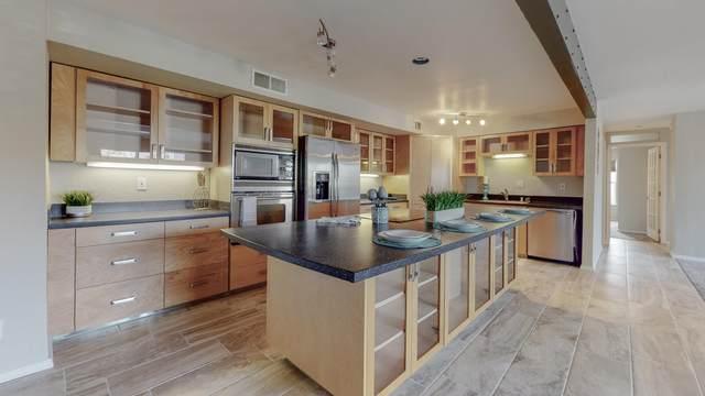 3833 Montgomery Boulevard NE #523, Albuquerque, NM 87109 (MLS #989875) :: Keller Williams Realty