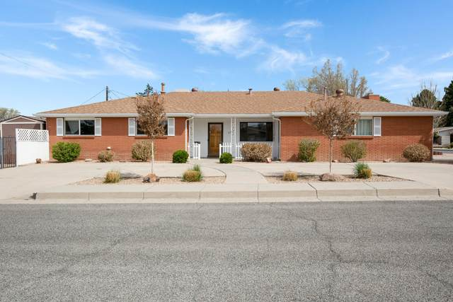 6917 Las Animas Avenue NE, Albuquerque, NM 87110 (MLS #989882) :: Keller Williams Realty