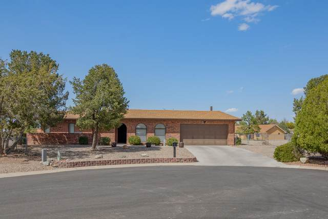103 Mcknight Place, Belen, NM 87002 (MLS #989884) :: Campbell & Campbell Real Estate Services