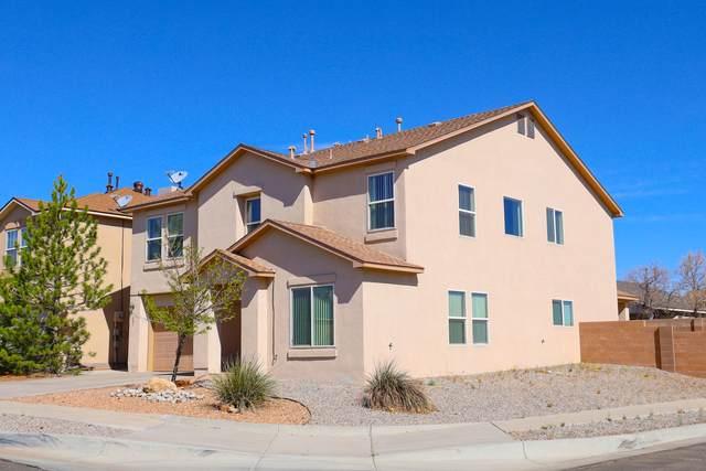 7601 Stadler Avenue NE, Albuquerque, NM 87114 (MLS #989886) :: Campbell & Campbell Real Estate Services