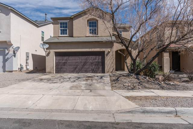 8619 Hatteras Place NW, Albuquerque, NM 87121 (MLS #989887) :: Keller Williams Realty