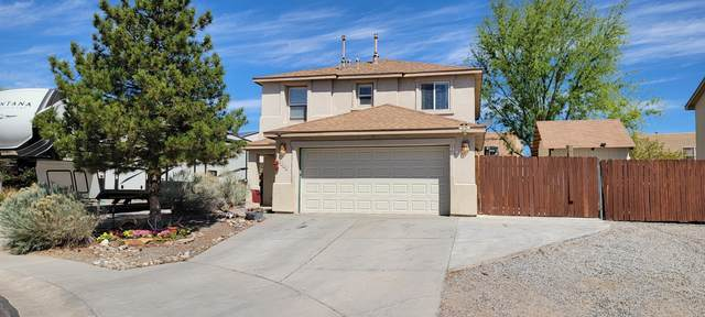 8335 Tangerine Place NW, Albuquerque, NM 87120 (MLS #989895) :: Keller Williams Realty