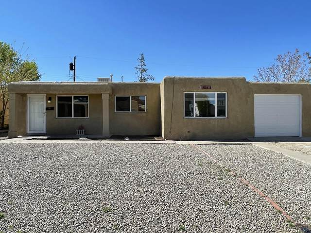 10418 Towner Avenue NE, Albuquerque, NM 87112 (MLS #989897) :: Campbell & Campbell Real Estate Services