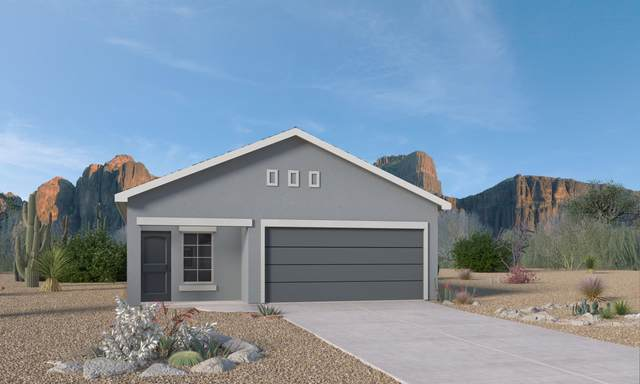 4852 Blackburn Road, Rio Rancho, NM 87144 (MLS #989899) :: Keller Williams Realty