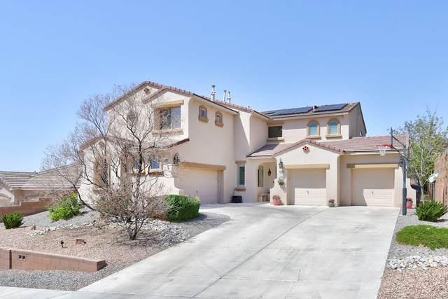 1005 Rockaway Boulevard NE, Rio Rancho, NM 87144 (MLS #989901) :: Keller Williams Realty