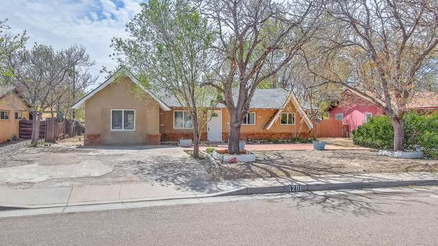 1201 Saint Street NE, Albuquerque, NM 87112 (MLS #989902) :: Campbell & Campbell Real Estate Services