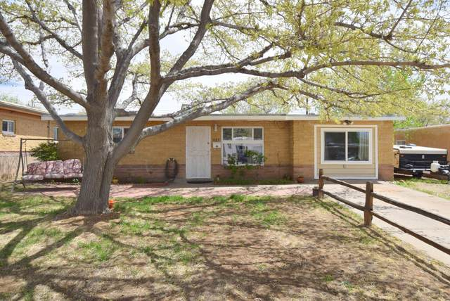 1122 Propps Street NE, Albuquerque, NM 87112 (MLS #989909) :: Campbell & Campbell Real Estate Services