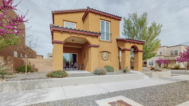 2331 Penn Avenue SE, Albuquerque, NM 87106 (MLS #989914) :: Keller Williams Realty