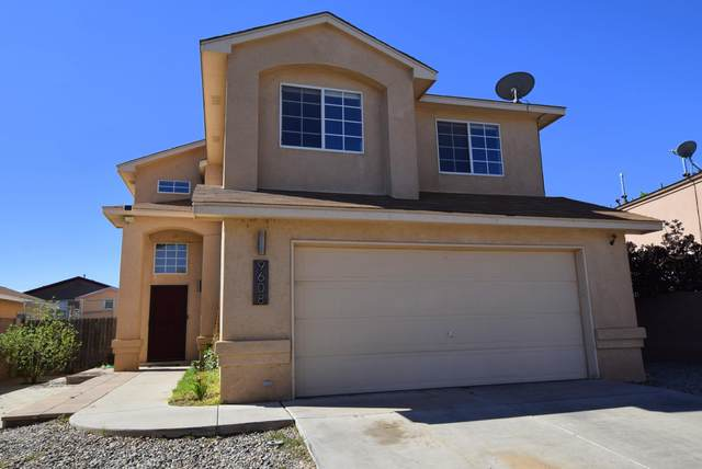9608 Rowen Road SW, Albuquerque, NM 87121 (MLS #989918) :: Keller Williams Realty