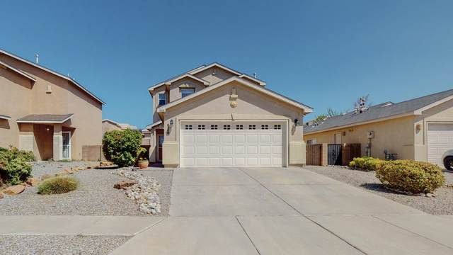 8308 Santa Clarita Street NE, Albuquerque, NM 87113 (MLS #989919) :: Keller Williams Realty