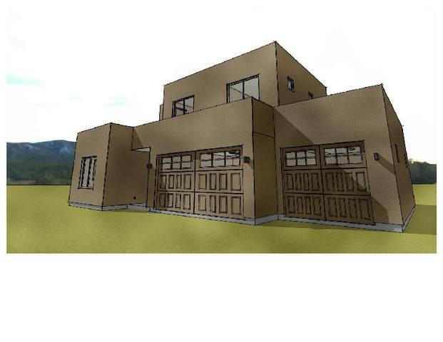 2 Via Entrada, Sandia Park, NM 87047 (MLS #989929) :: Sandi Pressley Team