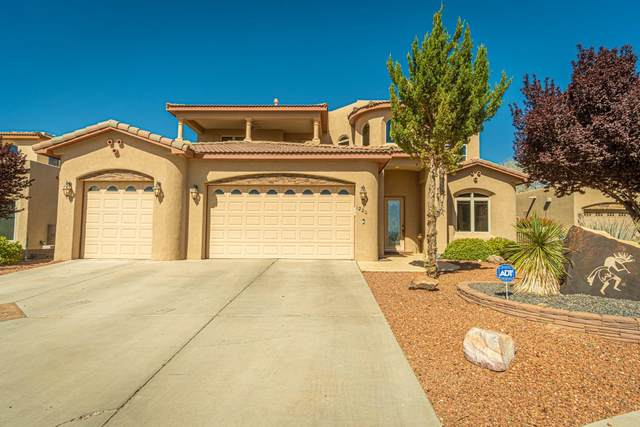 1220 Blanca Avenue NW, Los Lunas, NM 87031 (MLS #989951) :: The Buchman Group