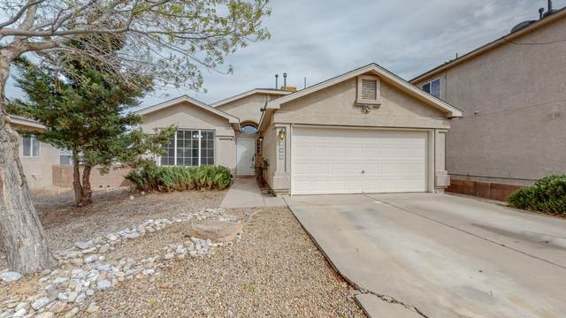 10200 Calle Chulita NW, Albuquerque, NM 87114 (MLS #989952) :: Sandi Pressley Team