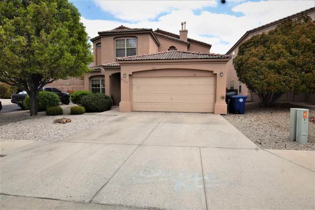 8920 Lochnager Lane NE, Albuquerque, NM 87113 (MLS #989963) :: Campbell & Campbell Real Estate Services
