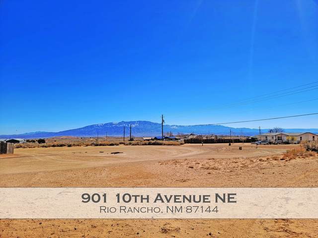 901 10th Avenue NE, Rio Rancho, NM 87144 (MLS #989967) :: Campbell & Campbell Real Estate Services