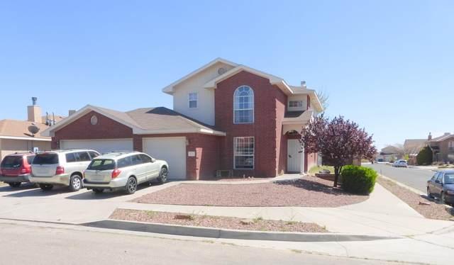 10224 Connemara Ave SW, Albuquerque, NM 87121 (MLS #989969) :: Sandi Pressley Team