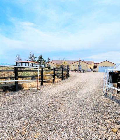 75 Canilla Loop, Rio Communities, NM 87002 (MLS #989973) :: Campbell & Campbell Real Estate Services