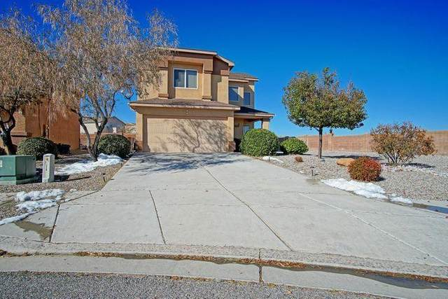 3841 Lonesome Ridge Court NE, Rio Rancho, NM 87144 (MLS #989975) :: Keller Williams Realty
