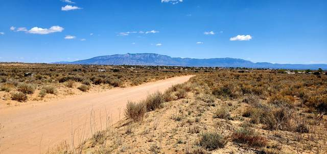 lot 64 Goya Road SW, Rio Rancho, NM 87124 (MLS #989978) :: Campbell & Campbell Real Estate Services