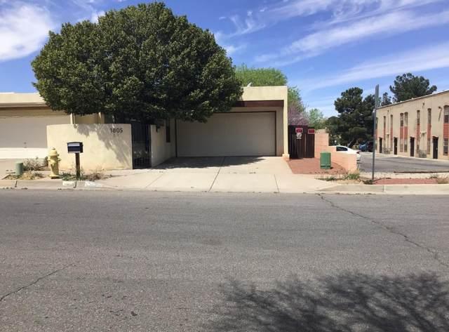 1805 Indian Plaza Drive NE, Albuquerque, NM 87106 (MLS #989982) :: Sandi Pressley Team