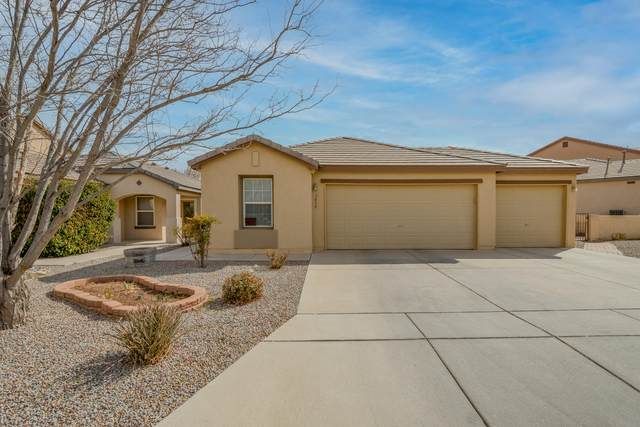 3410 Marino Drive SE, Rio Rancho, NM 87124 (MLS #989984) :: Campbell & Campbell Real Estate Services
