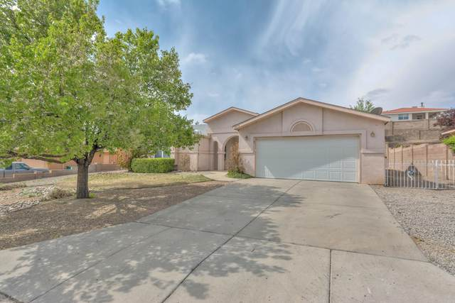 2872 Seven Falls Drive SE, Rio Rancho, NM 87124 (MLS #989987) :: Campbell & Campbell Real Estate Services