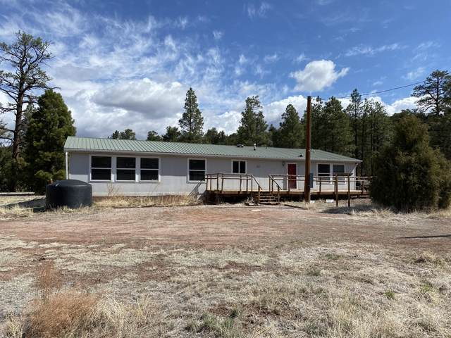 86 Box S Ranch Road, Ramah, NM 87321 (MLS #989989) :: Campbell & Campbell Real Estate Services