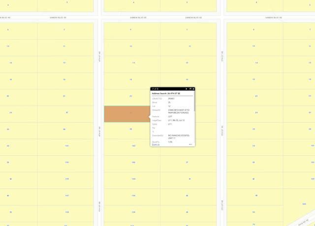 26 4th Street SE, Rio Rancho, NM 87124 (MLS #989995) :: Sandi Pressley Team
