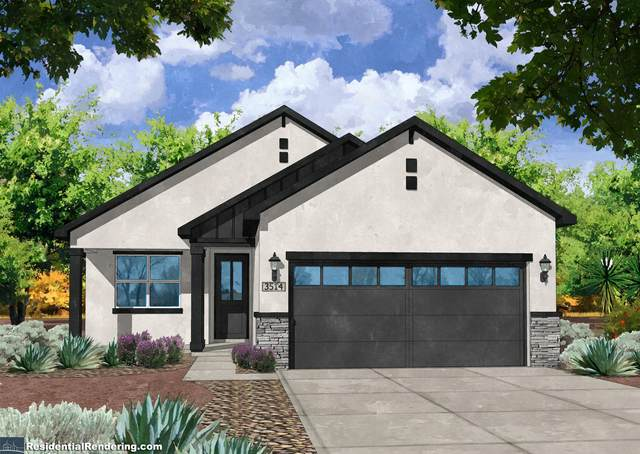 6705 Delgado Way NE, Rio Rancho, NM 87144 (MLS #990006) :: The Buchman Group