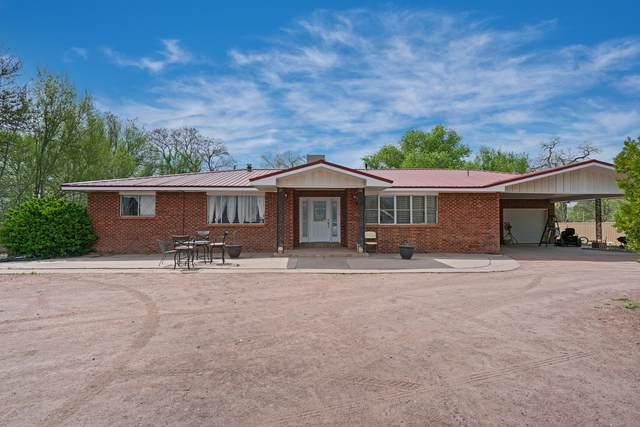 19640 Highway 314, Belen, NM 87002 (MLS #990042) :: The Buchman Group
