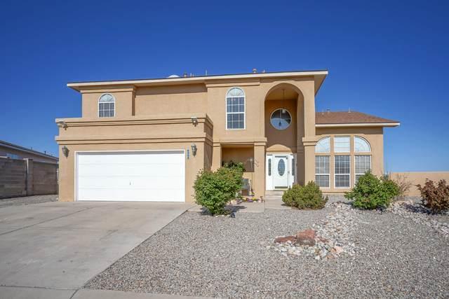 6908 Augusta Hills Drive NE, Rio Rancho, NM 87144 (MLS #990129) :: The Buchman Group